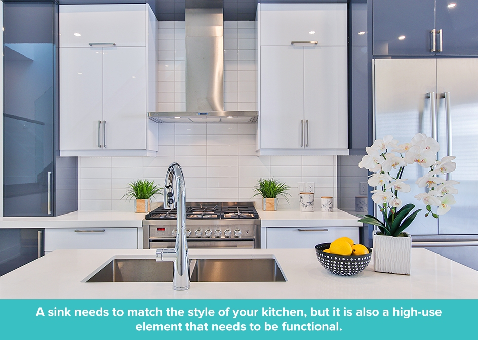 Choosing the perfect kitchen sink
