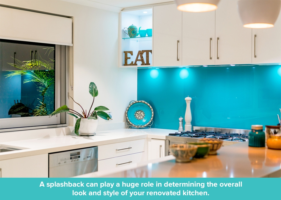 How to select your kitchen splashback in Brisbane